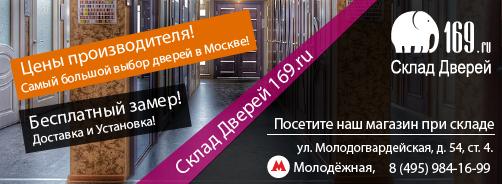 Купить межкомнатные двери экошпон в Москве. Цена производителя