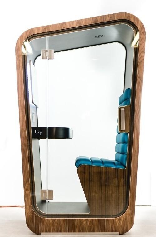 Шумоизоляционная кабина Loop Phone Booth