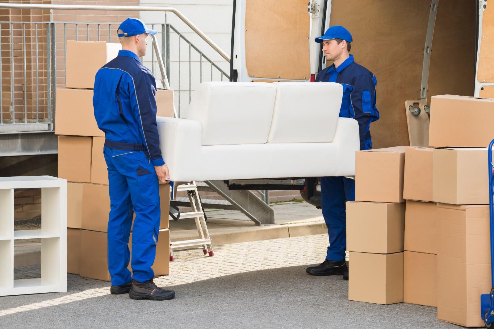 Услуги по организации переезда