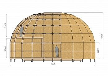 Проекты купольных домов