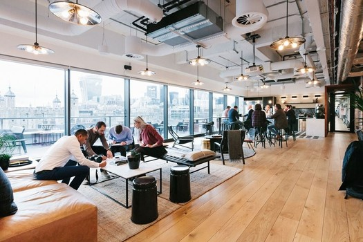 WeWork London Tower Bridge