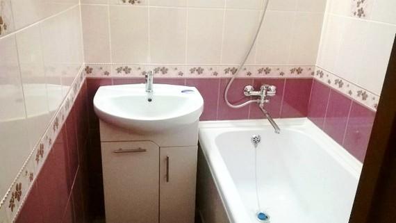 Ремонт ванная комната панели как перестроить ванную комнату